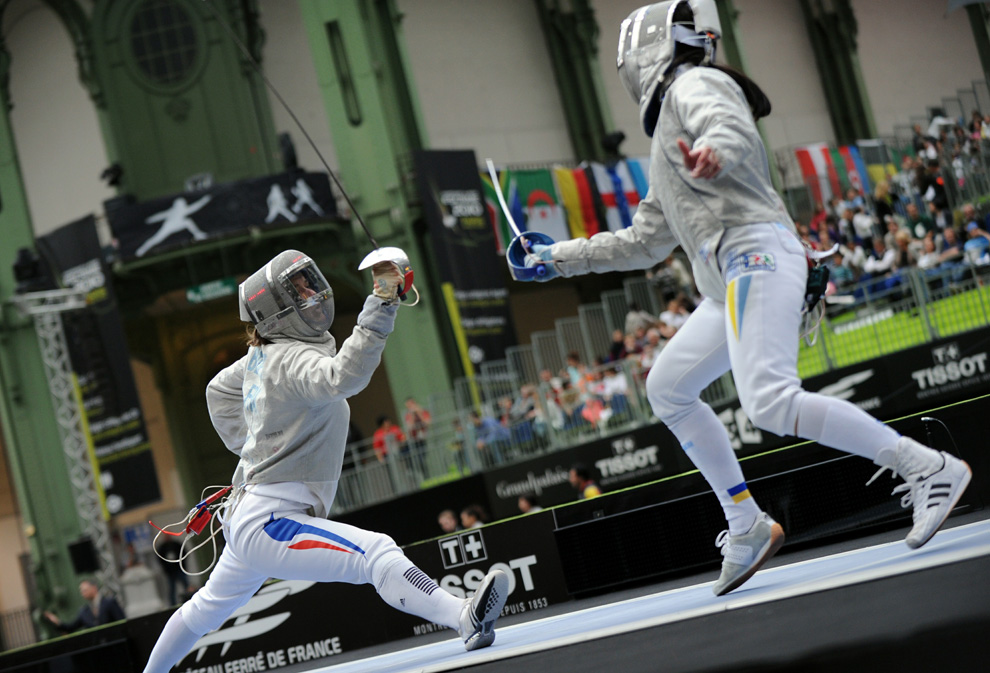 image from 2010 World Fencing Championships - The Big Picture