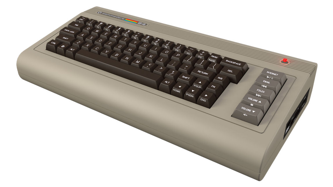 image from The new Commodore 64