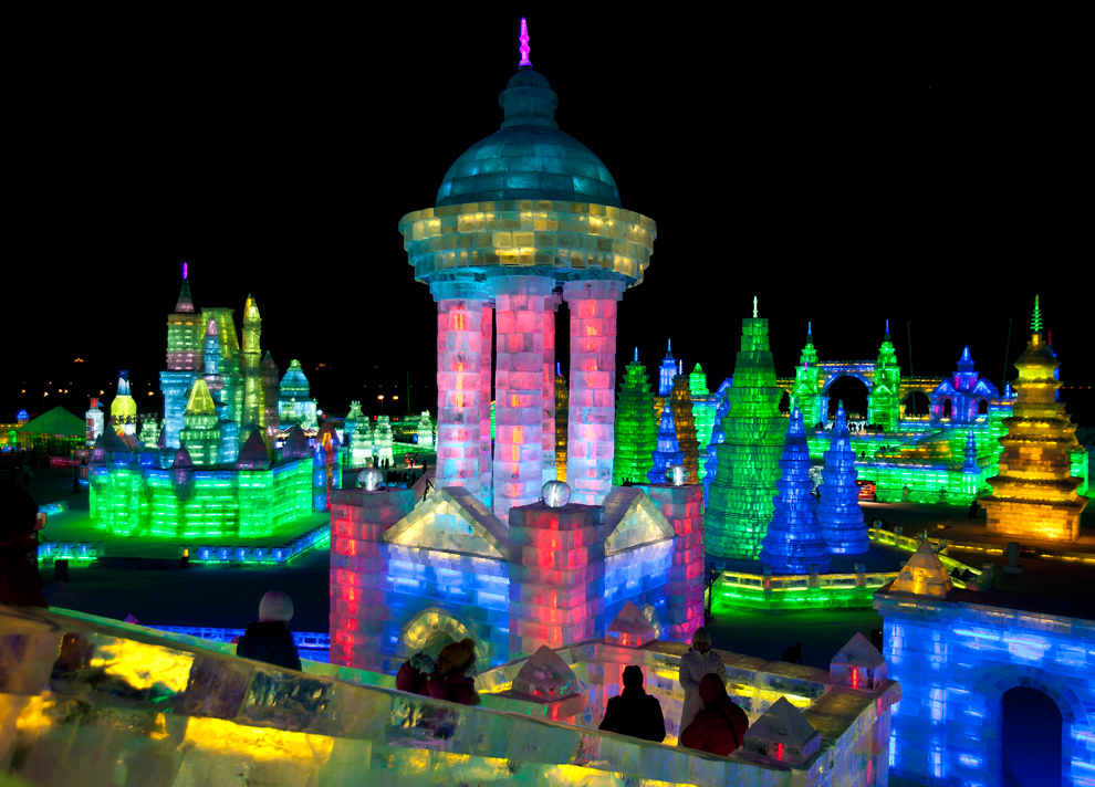 image from Harbin International Ice and Snow Festival 2012 - The Big Picture