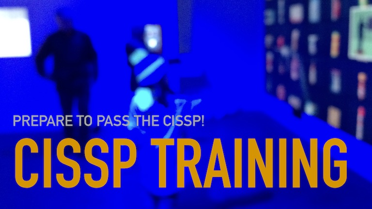 image from New course: CISSP Training