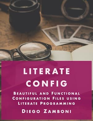 image from New book: Literate Config